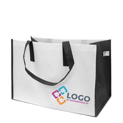 Non-Woven Tasche Turin bedrucken als Werbemittel