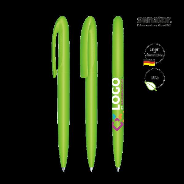 Senator Skeye Bio-Kugelschreiber mit Logo
