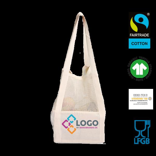 Foodbags | Obst- und Gemüse Tasche bedrucken