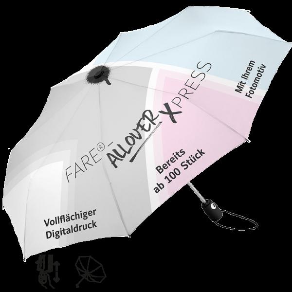 Taschenschirm AOC-Mini Fare Allover Xpress