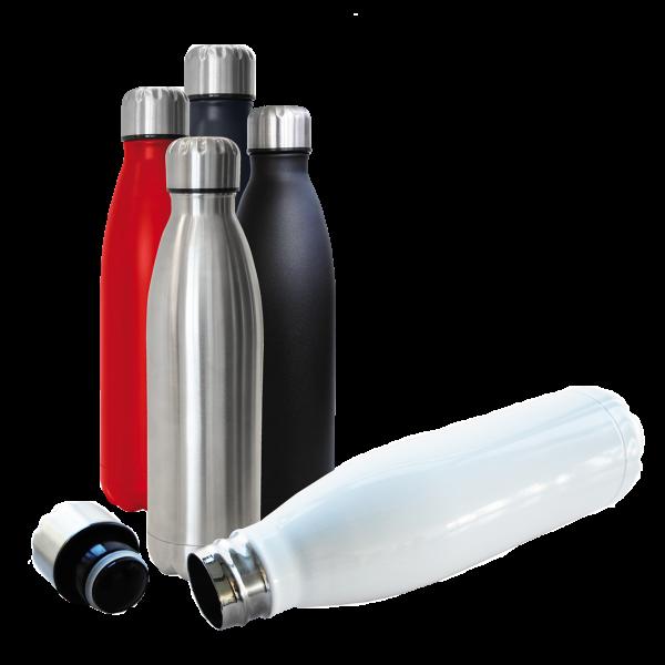 Isolierflaschen Premium bedrucken