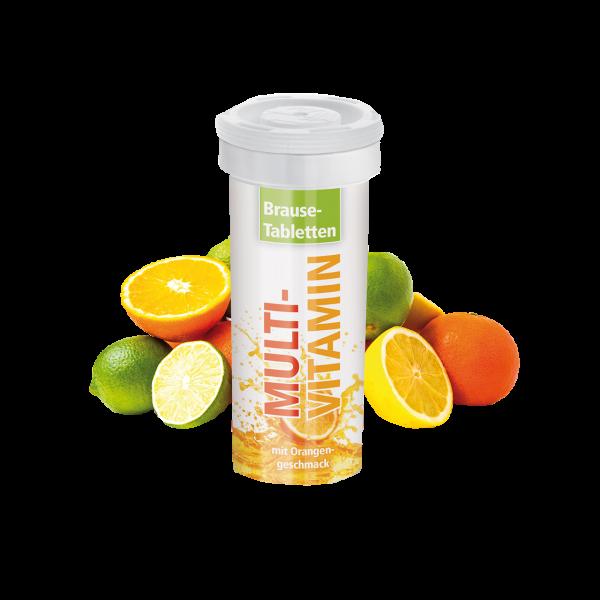 Multivitamin Brausetabletten